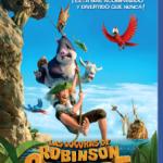 Las Locuras De Robinson Crusoe (2016) Dvdrip Latino [Animacion]