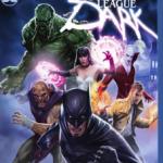 Liga De La Justicia Oscura (2017) Dvdrip Latino [Animación]