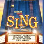 Sing: ¡Ven Y Canta! (2016) Dvdrip Latino [Animación]