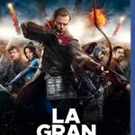 La Gran Muralla (2016) Dvdrip Latino [Acción]