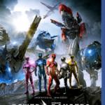 Power Rangers (2017) Dvdrip Latino [Ciencia Ficcion]