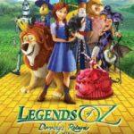 Leyendas de Oz: El regreso de Dorothy (2013) Dvdrip Latino [Animación]