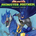 Batman Unlimited: Monstermanía (2015) Dvdrip Latino [Animación]