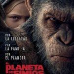 El Planeta de los Simios 3: La guerra (2017) Dvdrip Latino [Ciencia ficción]