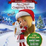Mariah Carey presenta: La primera navidad de Mariah y Jack (2017) Dvdrip Latino [Animación]
