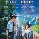 Tu nombre (2016) Dvdrip Latino [Animación]