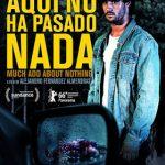 Aquí no ha pasado nada (2016) Dvdrip Latino [Drama]