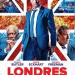 Londres Bajo Fuego (2016) Dvdrip Latino [Acción]