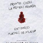 El Muñeco de Nieve (2017) Dvdrip Latino [Intriga]