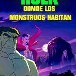 Hulk Donde los Monstruos Habitan (2016) Dvdrip Latino [Animación]