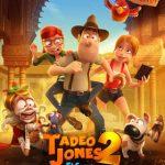 Tadeo Jones 2: El secreto del Rey Midas (2017) Dvdrip Latino [Animación]