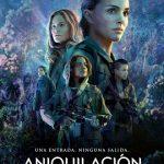 Aniquilación (2018) Dvdrip Latino [Ciencia ficción]