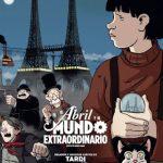 Abril y el Mundo Extraordinario (2015) Dvdrip Latino [Animación]