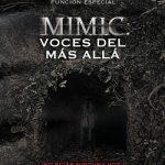 Mimic: Voces del más allá (2017) Dvdrip Latino [Terror]
