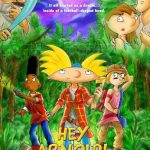 ¡Hey Arnold! Una Peli en la Jungla (2017) Dvdrip Latino [Animación]