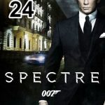 007 James Bond 24: Spectre (2015) Dvdrip Latino [Acción]