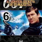 007 James Bond 6: Al servicio secreto de su majestad (1969) Dvdrip Latino [Acción]