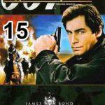 007 James Bond 15: Su nombre es peligro (1987) Dvdrip Latino [Acción]
