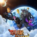 Extraterrestres de Tellur (2016) Dvdrip Latino [Animación]