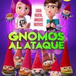 Gnomos al ataque (2017) Dvdrip Latino [Animación]