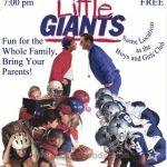 Pequeños Gigantes (1994) Dvdrip Latino [Comedia]