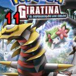 Pokémon 11: Giratina y el Guerrero Celestial (2008) Dvdrip Latino [Animación]