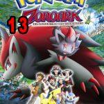 Pokémon 13: El fantasma gobernante Zoroark (2010) Dvdrip Latino [Animación]