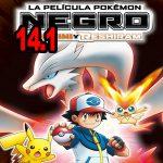 Pokémon 14.1 Negro: Victini y Reshiram (2011) Dvdrip Latino [Animación]