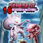 Pokémon 16: Pokémon Genesect y el despertar de una leyenda (2013) Dvdrip Latino [Animación]