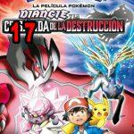 Pokémon 17: Diancie y la crisálida de la destrucción (2014) Dvdrip Latino [Animación]