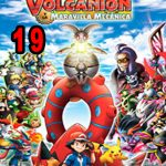 Pokémon 19: Volcanion y la maravilla mecánica (2016) Dvdrip Latino [Animación]