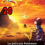 Pokémon 20: ¡Yo te elijo! (2017) Dvdrip Latino [Animación]