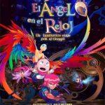 El ángel en el reloj (2017) Dvdrip Latino [Animación]