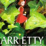 El Mundo Secreto de Arrietty (2010) Dvdrip Latino [Animación]