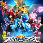 Miniforce: Los nuevos superhéroes (2018) Dvdrip Latino [Acción]