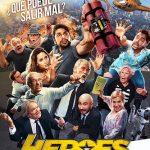 Héroes, el asilo contra la opresión (2015) Dvdrip Latino [Comedia]