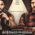 El Infiltrado del KKKlan (2018) Dvdrip Latino [Drama]
