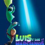 Luis y los Marcianos (2018) Dvdrip Latino [Animación]