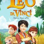 Leo Da Vinci: Misión Mona Lisa (2018) Dvdrip Latino [Animación]
