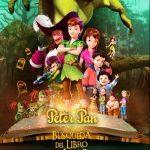 Peter Pan: La búsqueda del libro de Nunca Jamás (2018) Dvdrip Latino [Animación]