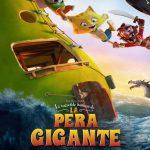 La increíble historia de la pera gigante (2017) Dvdrip Latino [Animación]