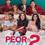 La peor de mis bodas 2 (2019) Dvdrip Latino [Comedia]