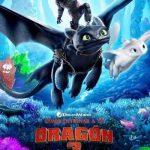 Cómo entrenar a tu dragón 3 (2019) Dvdrip Latino [Animación]