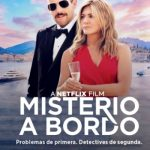 Misterio a bordo (2019) Dvdrip Latino [Comedia]
