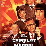 El complot mongol (2018) Dvdrip Latino [Intriga]