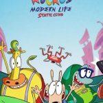 La vida moderna de Rocko: Cambio de chip (2018) Dvdrip Latino [Animación]