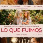 Lo que fuimos (2018) Dvdrip Latino [Drama]