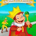 Jorge El Curioso: Un Mono de la Realeza (2019) Dvdrip Latino [Animación]
