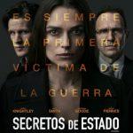 Secretos de Estado (2019) Dvdrip Latino [Thriller]