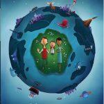 Aquí estamos: Notas para vivir en el planeta Tierra (2020) Dvdrip Latino [Animación]